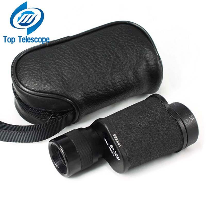 Night Vision Monocular binoculars baigish 8x30 Telescope High Quality Military Mini handle portable Sports Hunting Concert Scope