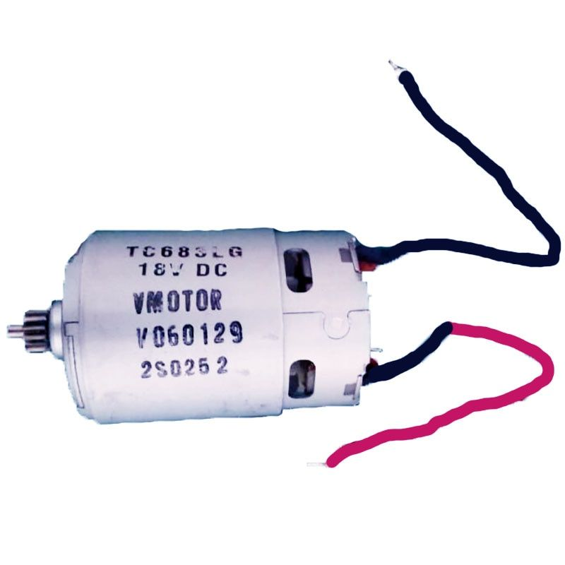 DC Motor 10.8V 12V 14.4V 16.8V 18V 12 Tooth For Makita DeWalt BOSCH Milwaukee Electric Drill Screwdriver