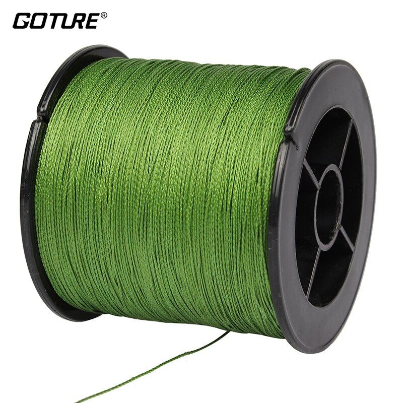 HOT!Goture Super Strong Japanese 500m Multifilament PE Braided   Fishing Line 10 15 30 50 70 86LB