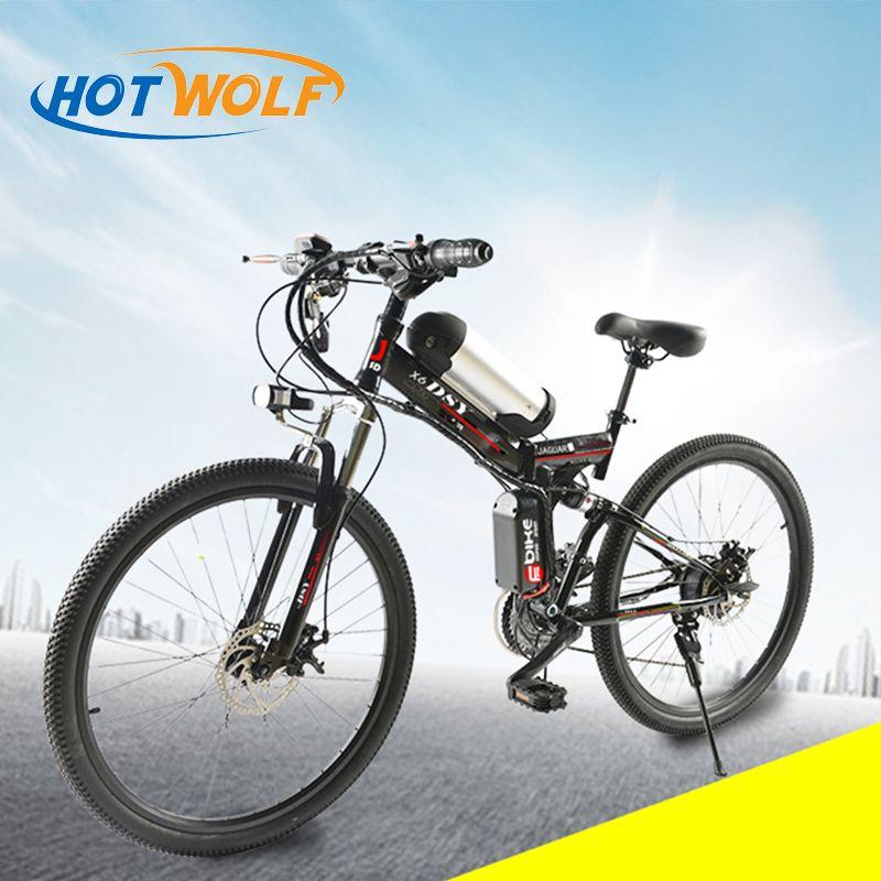 350 watt leistungsstarke elektrische 36 v 10.8ah Lithium-Batterie E fahrrad 26