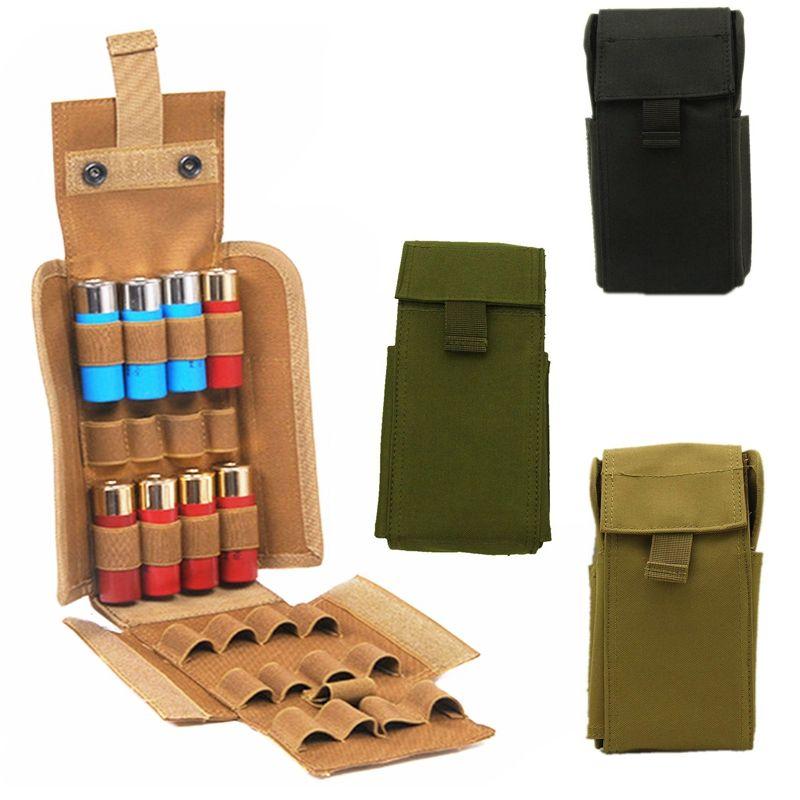 Jagd Gun Zubehör Tactical Magazintasche Reload 25 Runde 12GA Schalen Shotgun Patrone Ammo Tasche