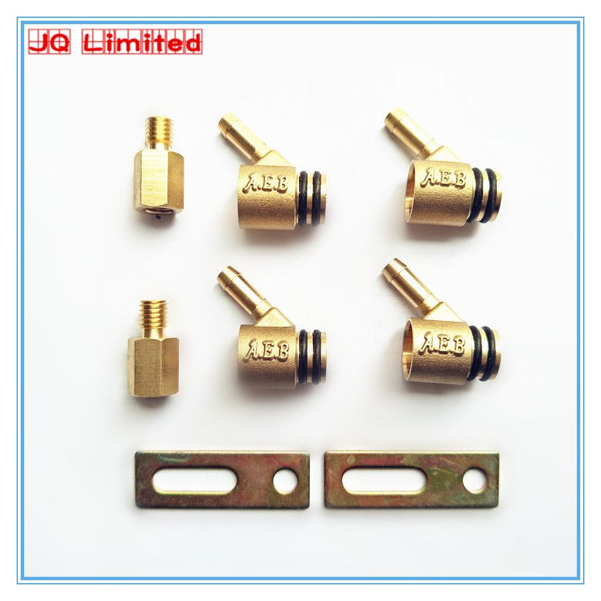 Injector adaptor for CNG LPG gas car LPG CNG conversion kits No need to drill hole on your car