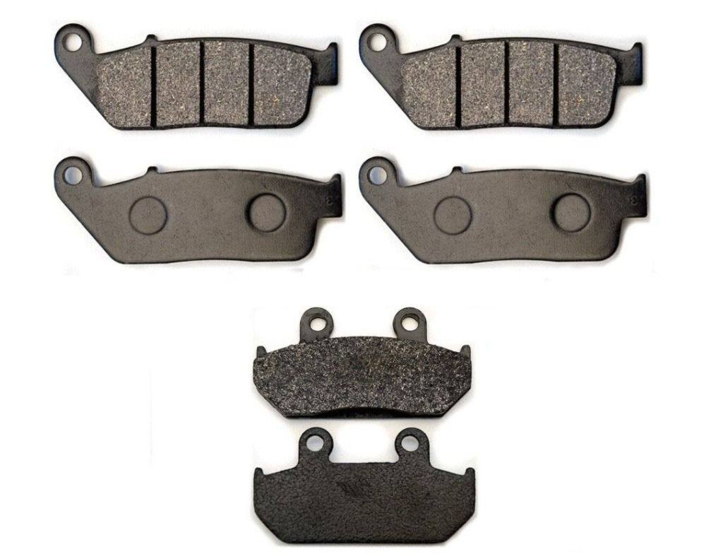2 FRONT + 1 REAR SETS BRAKE PADS Fits SUZUKI BURGMAN 650 AN650 2003-2014 free shipping