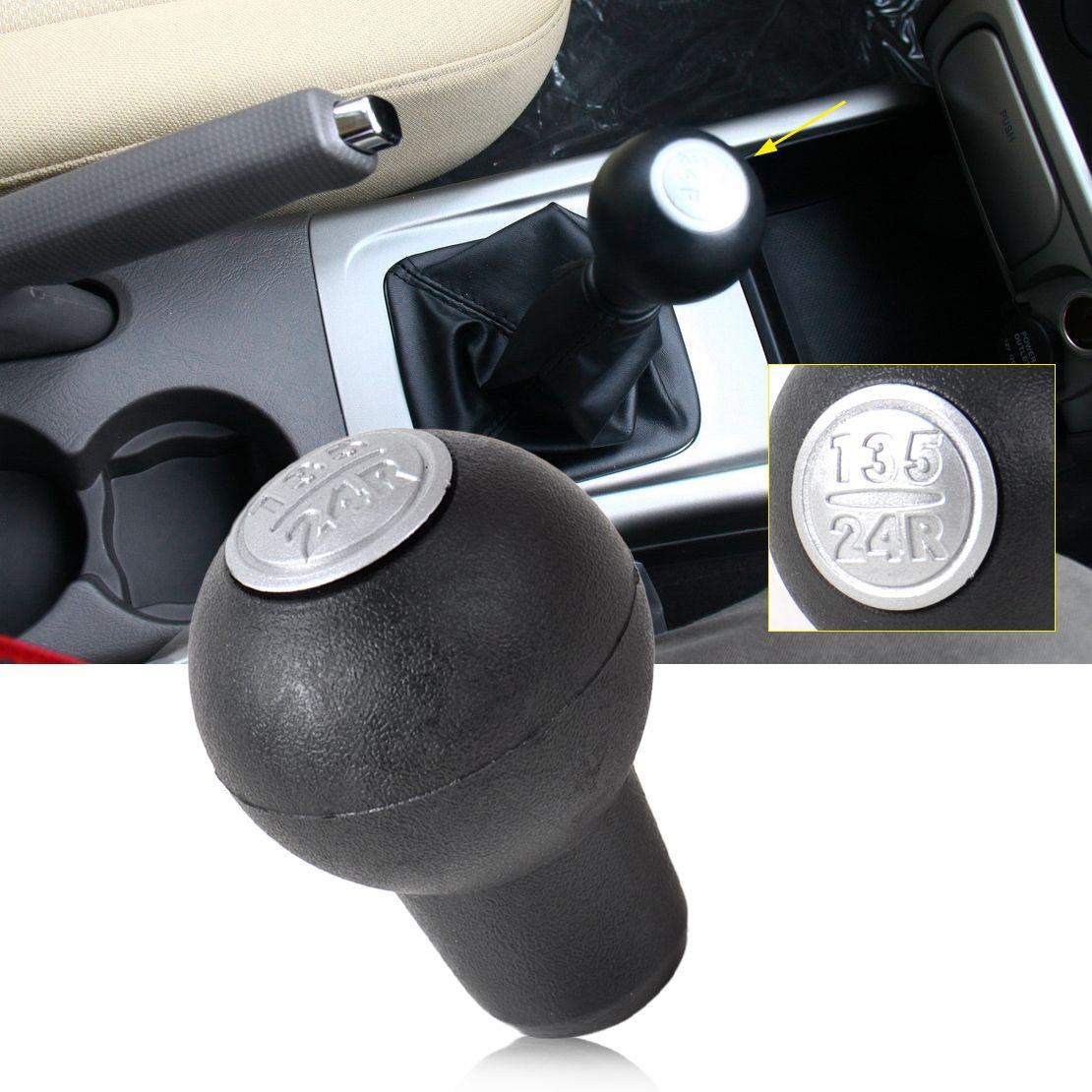 DWCX 5-Speed MT Gear Stick Shift Knob for Hyundai Elantra/ Avante XD 2001 2002 2003 2004 2005 2006