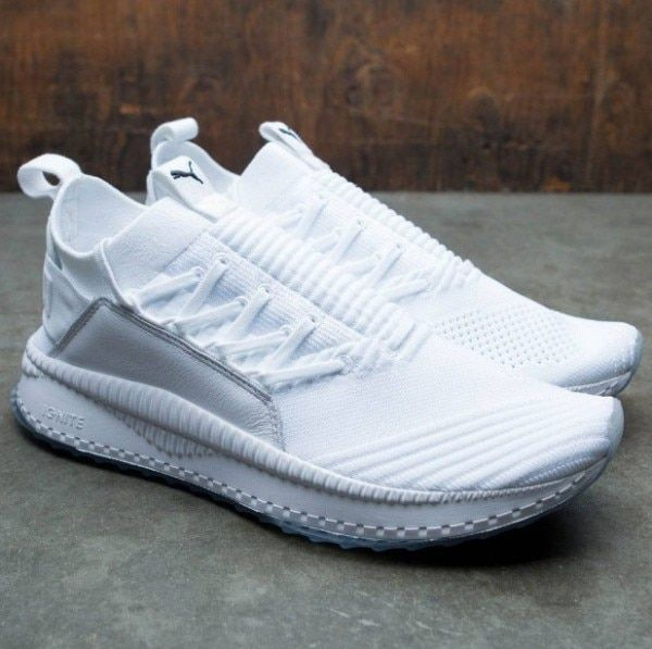 2018 New Arrival PUMA TSUGI Breathable Sneakers For Men's and women's Badminton Shoes size36-44