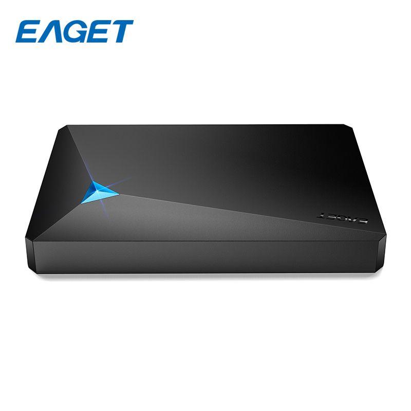 EAGET Externe Festplatte 1 TB USB 3.0 HDD 2,5 2 TB Stoßfest externe Festplatte 3 TB Desktop Laptop High-speed-festplatte 500 GB