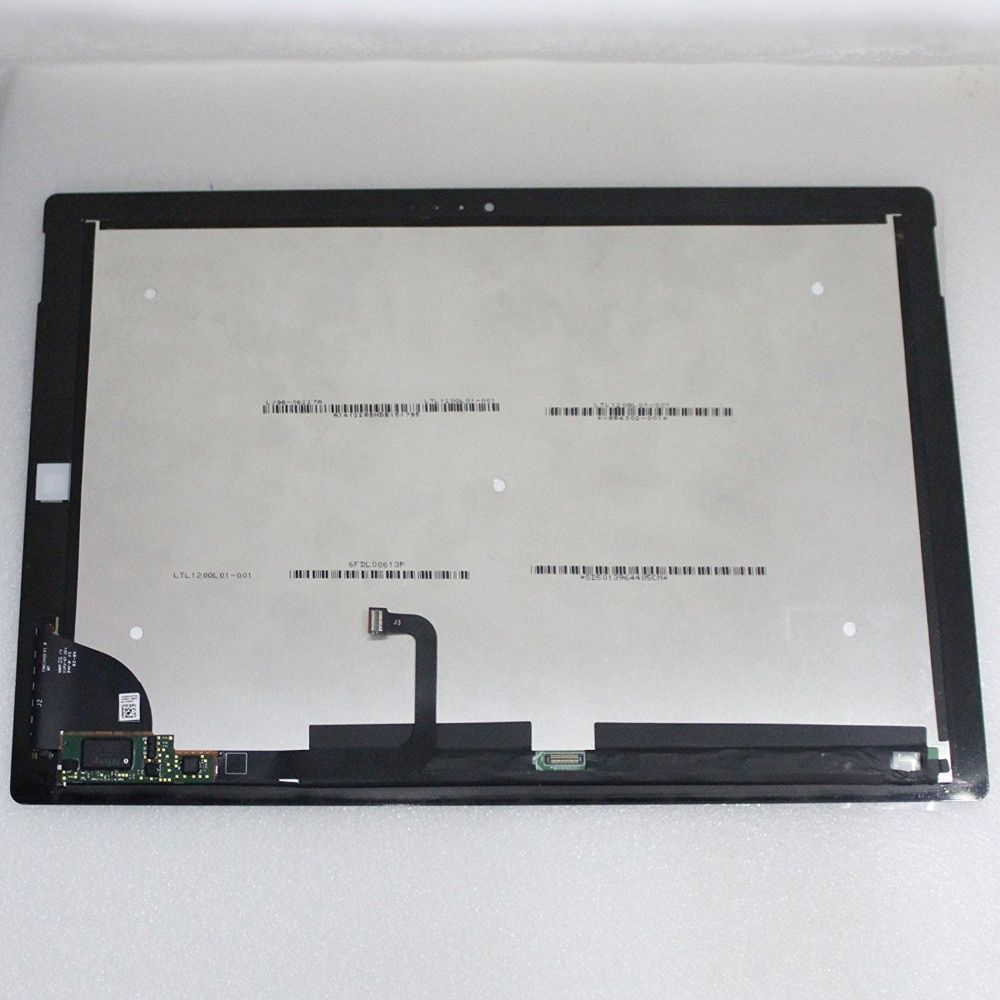 QuYing Montage LCD Touch Screen Für Microsoft Surface Pro 3 (1631) TOM12H20 V1.1 LTL120QL01 001 Ersatzteil