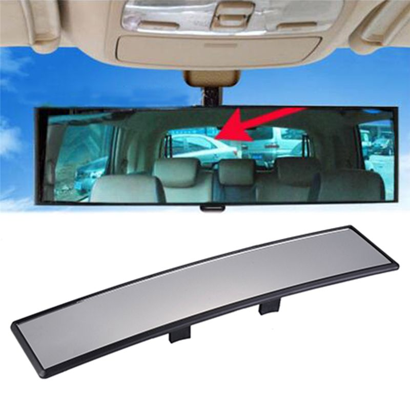 Universal Car Auto Large Angle Curved Rear View Convex Mirror Car Wide Angle Vision Mirror Surface Endoscope for All Car