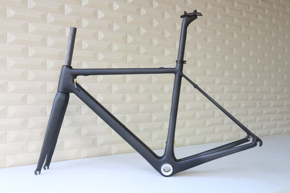 Free shipping T1000 carbon frame Full Carbon Fiber Frame,Size, 48,50,52,54,56 58 and 60cm Carbon Road Bike Frame FM066