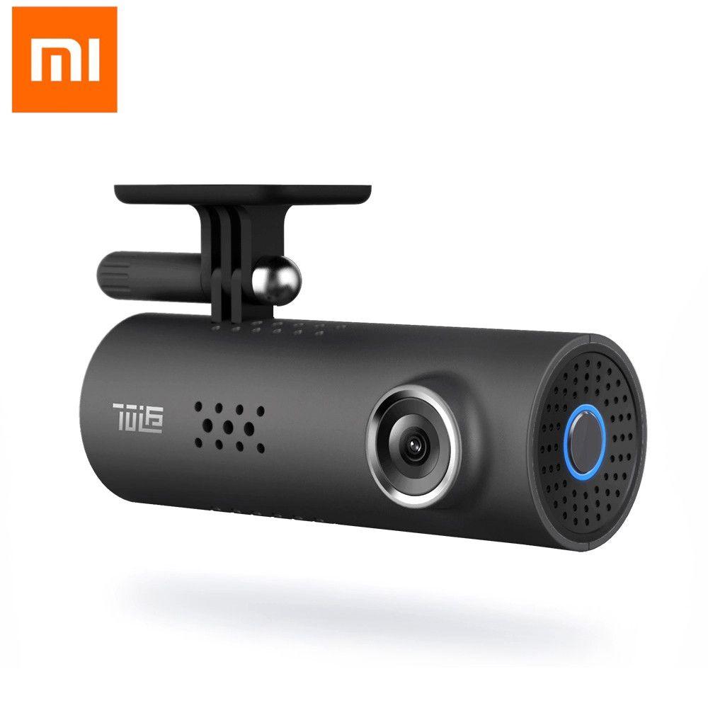 Original Xiaomi 70 Minutes Car DVR Camera Video Recorder Smart WIFI 130 Degree With SONY IMX323 Image Sensor Voice Control