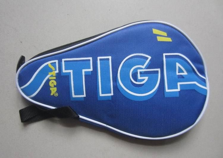 Stiga table tennis rackets case gourd racquet sports pingpong paddles large letter table tennis bag