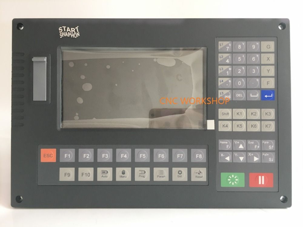2 axis CNC controller for plasma cutting flame cutter precision SH-2012AH1 laser cutter replace SH-2012AH