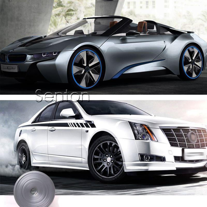 Autocollant de protection de pneu de moyeu de roue de voiture pour Hyundai Solaris Tucson I30 IX35 I20 Accent Suzuki Swift Grand Vitara SX4 Vitara 2016