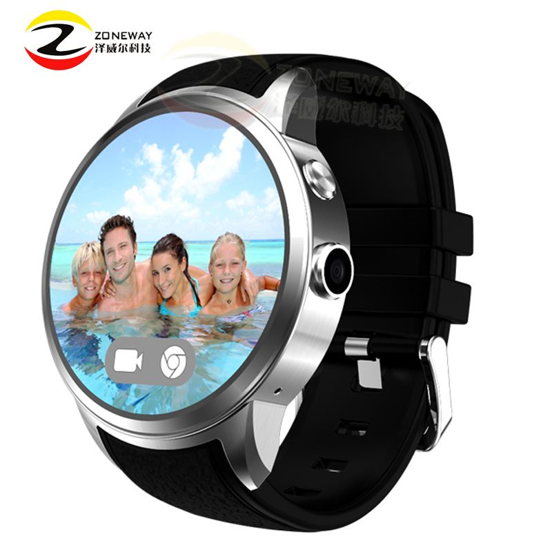 2 PCS Smart Watch X200 Android wristwatch heart rate monitor smartwatch With Camera Support 3G Wifi GPS 8GB+512MB for business