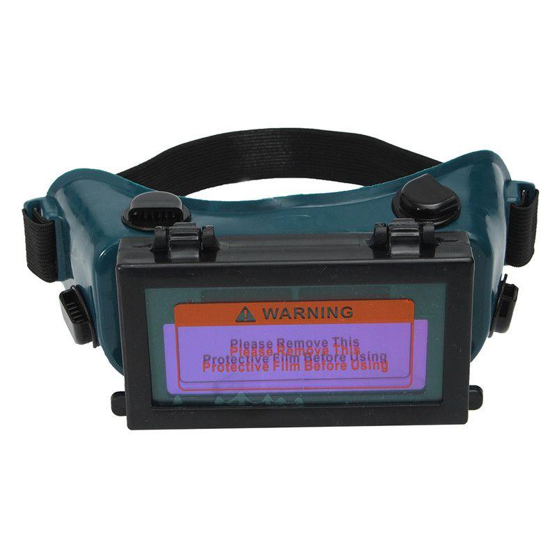 1pc Spargo Auto Darkening Welder Welding Eyes Goggles Glasses Helmet Mask Lens