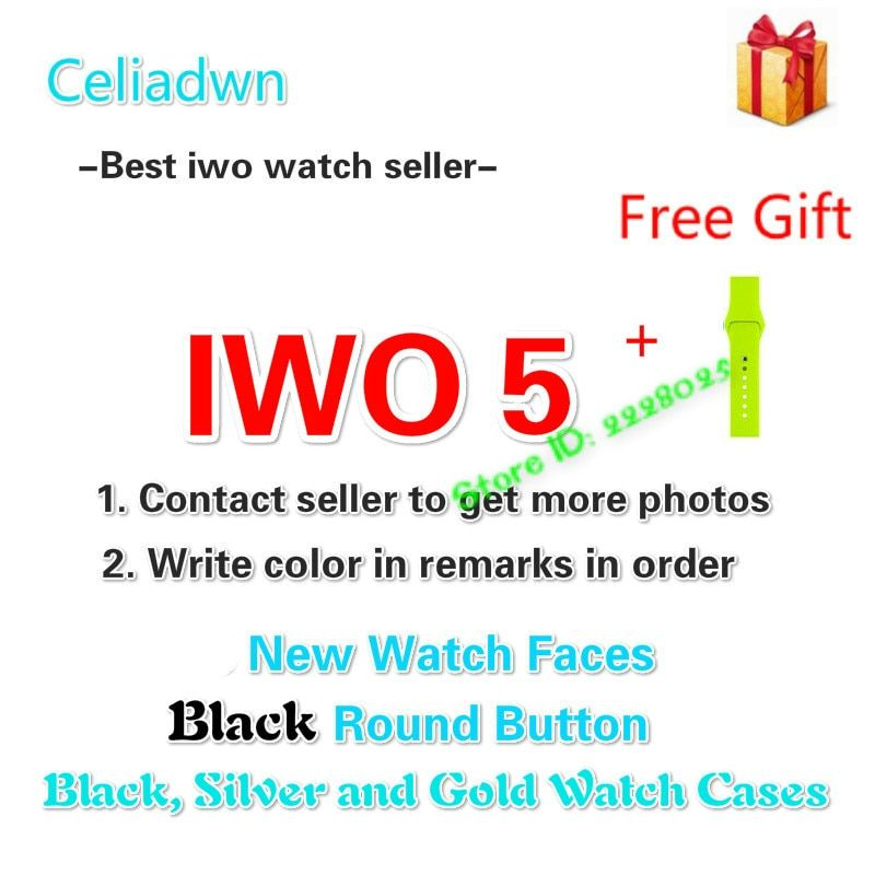 50pcs IWO 5 Smart Watch