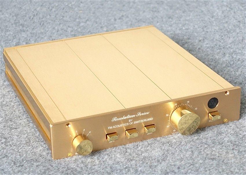 Studie/Kopie FM AKUSTIK FM155 pre verstärker preamp pre-amp pre-verstärker über 99% Direkt klonen amp der sound