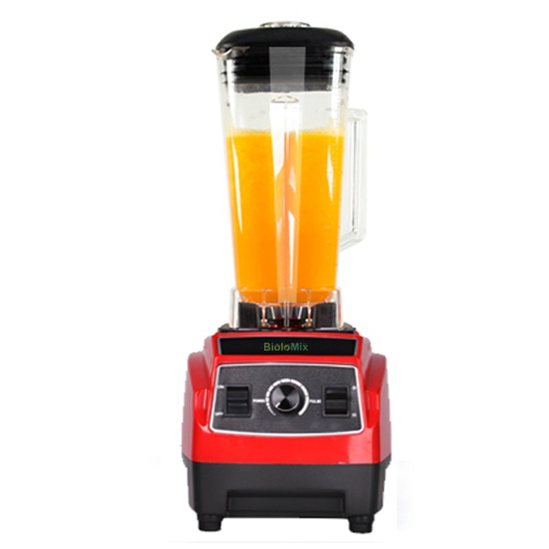 RU NUR 3HP 2200W 2L BPA FREI Professional home high powered mixer stehen mixer entsafter küchenmaschine gree smoothies liquidiser