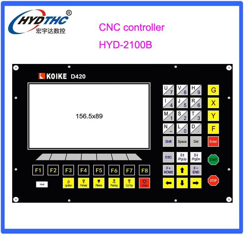 Koike cnc-steuerung system für plasma/brennschneiden