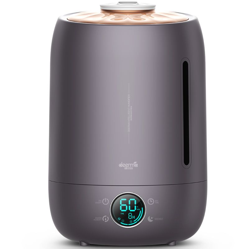 5L Humidifier Mute High Capacity Bedroom Office Purification Aromatherapy 3 Purification Constant Humidity Big Screen