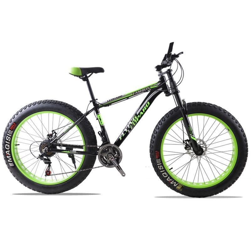 Mountain bike aluminum frame 21/24 speed mechanical brakes 26