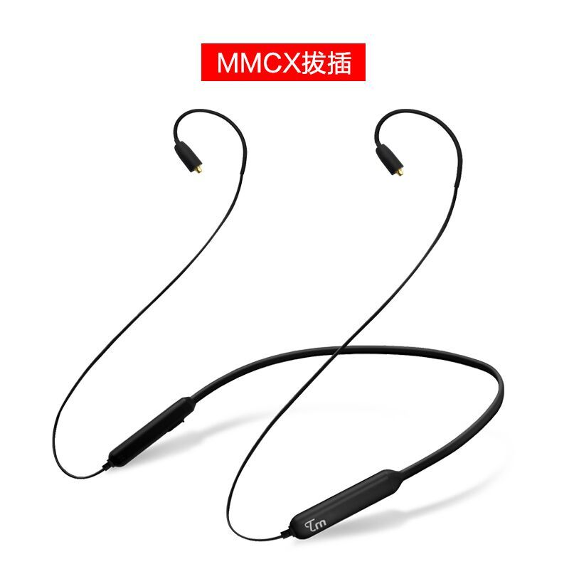 New TRN BT3 Wireless Bluetooth 4.1 APT-X Cable HIFI Earphone 2PIN Cable Use For V10 V20 V60 Yinyoo HQ5 HQ6