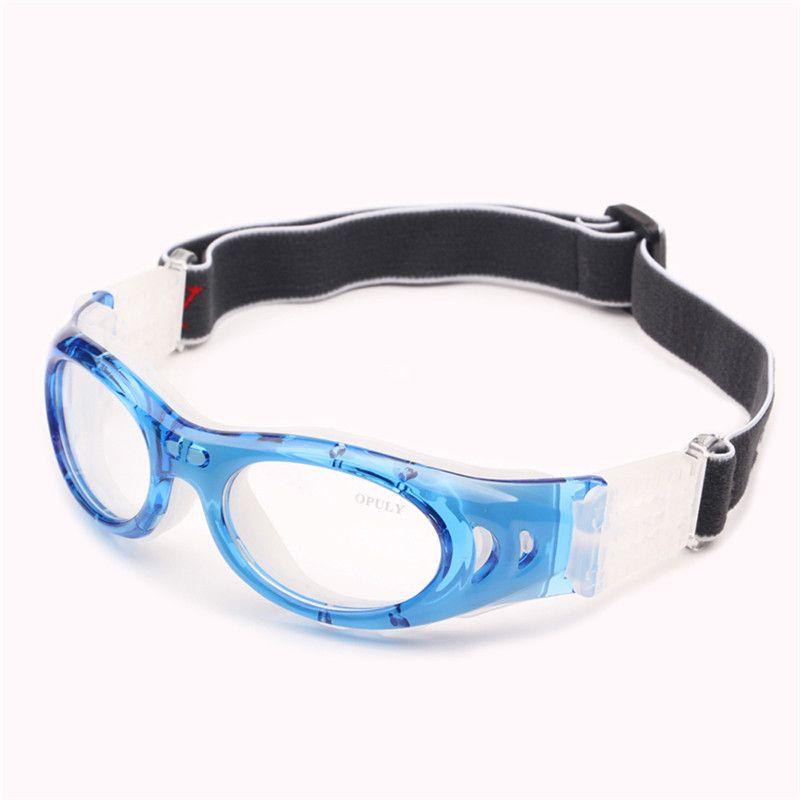 Подростки Баскетбол для взрослых очки с защитной подушки прозрачные линзы детские оптические спортивные волейбол Футбол