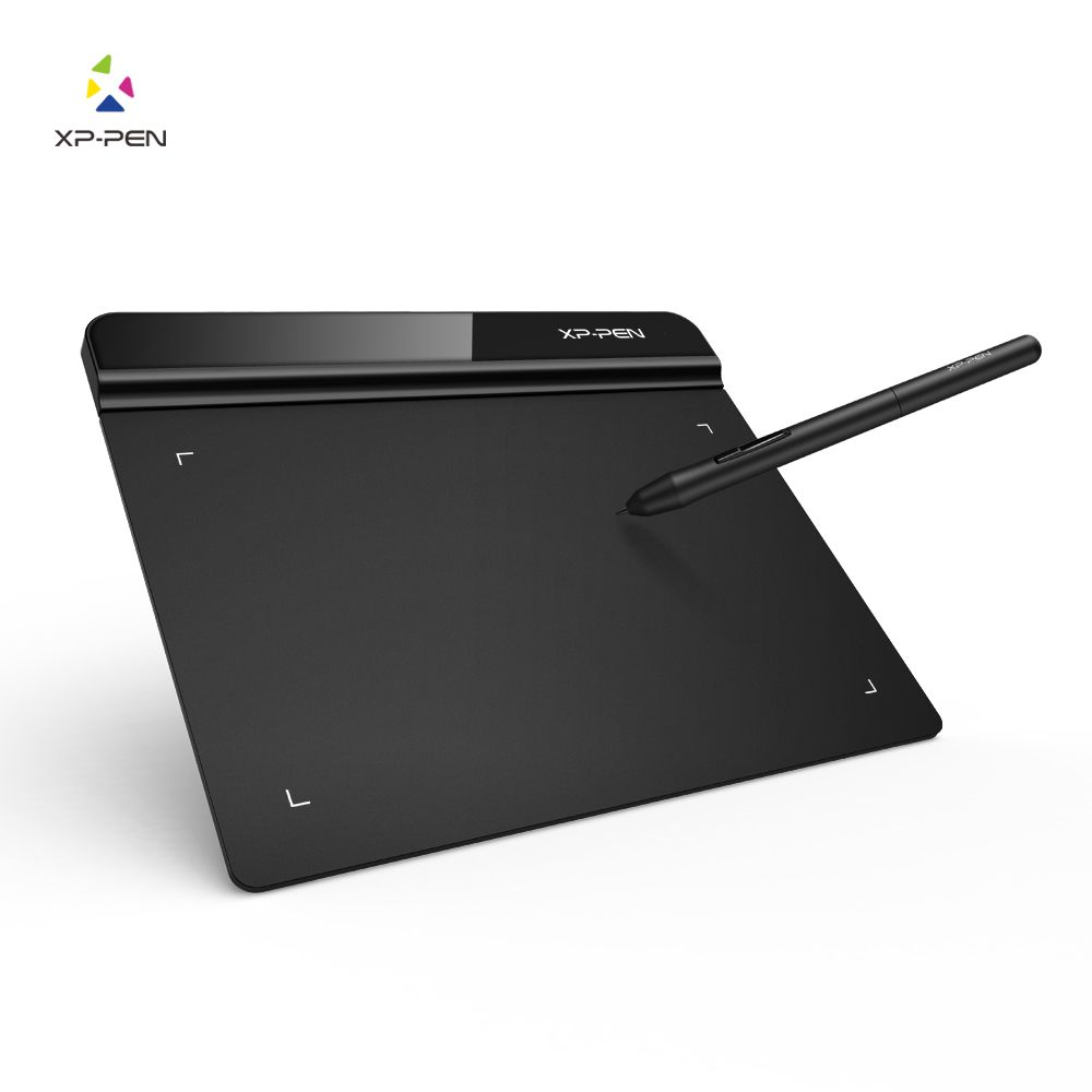 The XP-Pen G640 6 x 4 inch Graphic Drawing Tablet for OSU! with Battery-free stylus gameplay Wider work area than G430