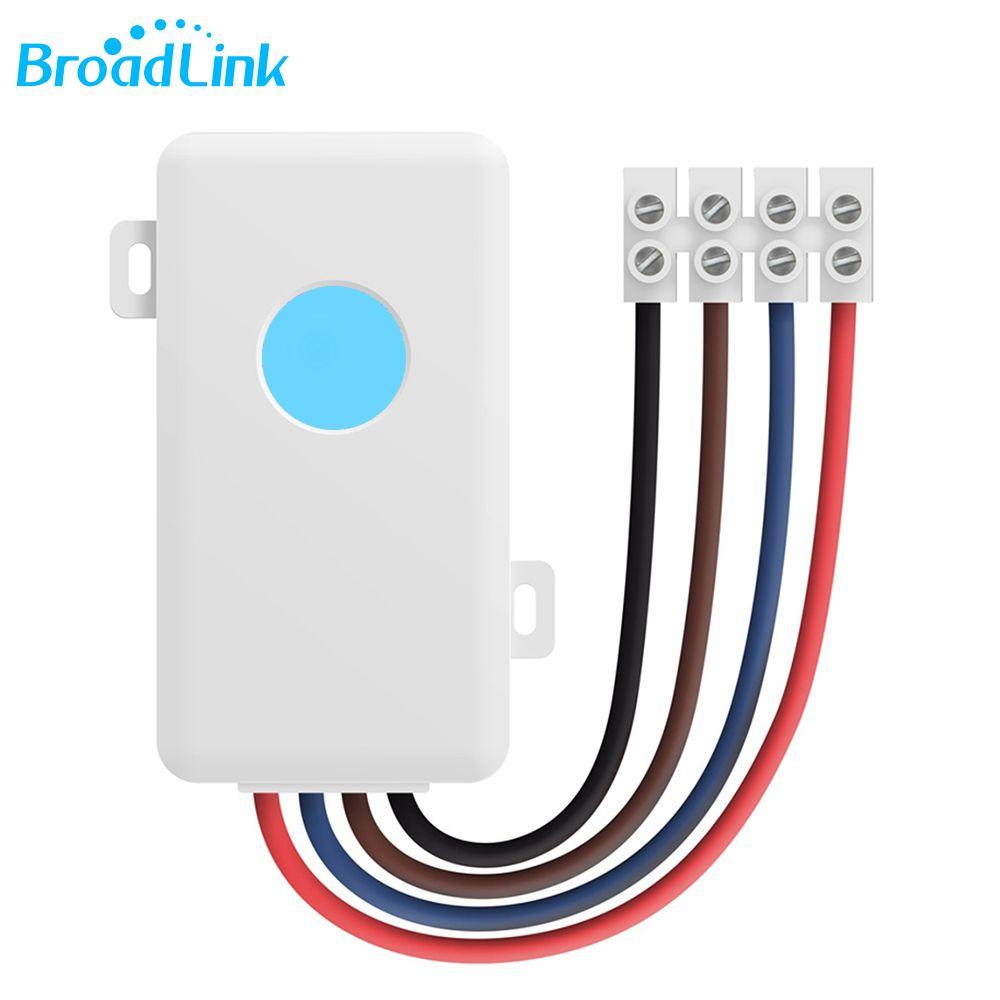 Broadlink SC1 Smart Switch WiFi APP 2.4 GHz Contrôle Boîte Calendrier Sans Fil Télécommande 2500 W Soutien iOS 7.0/Android 4.0