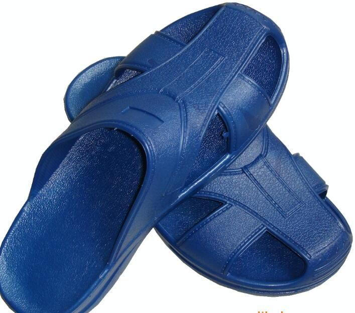 Protect SPU anti static slippers, protect toe toe SPU anti-static slippers.