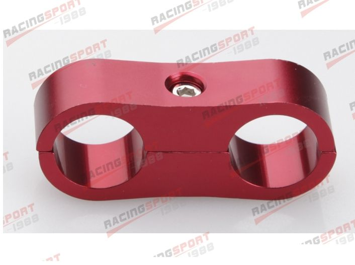 -7 AN - 7 AN7 ID 14.3mm Billet Fuel Hose Red Hose Separator Fittings Adapter SEP-7