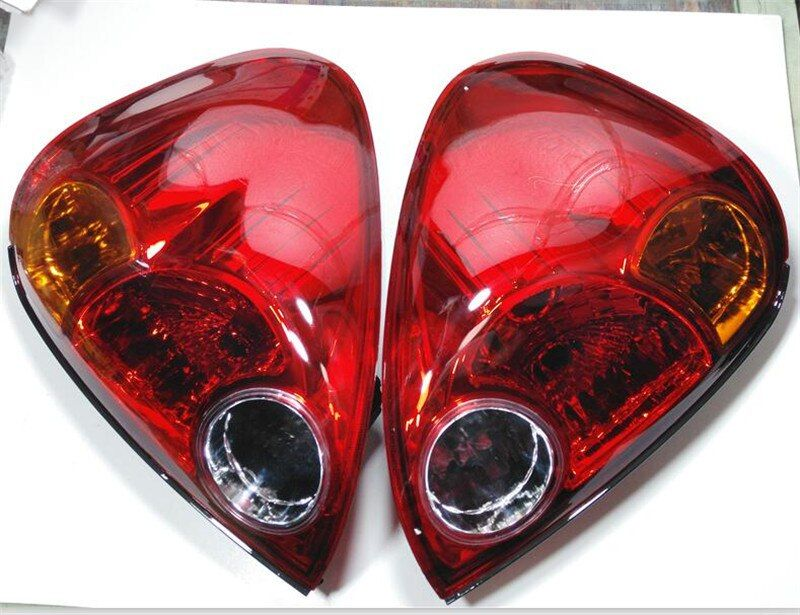 A Pair LEFT and Right Rear Lignts for Mitsubishi L200 Rear Headlight Pickup Reversing Lamp Shell Top Quality FREE SHIPPING OEM