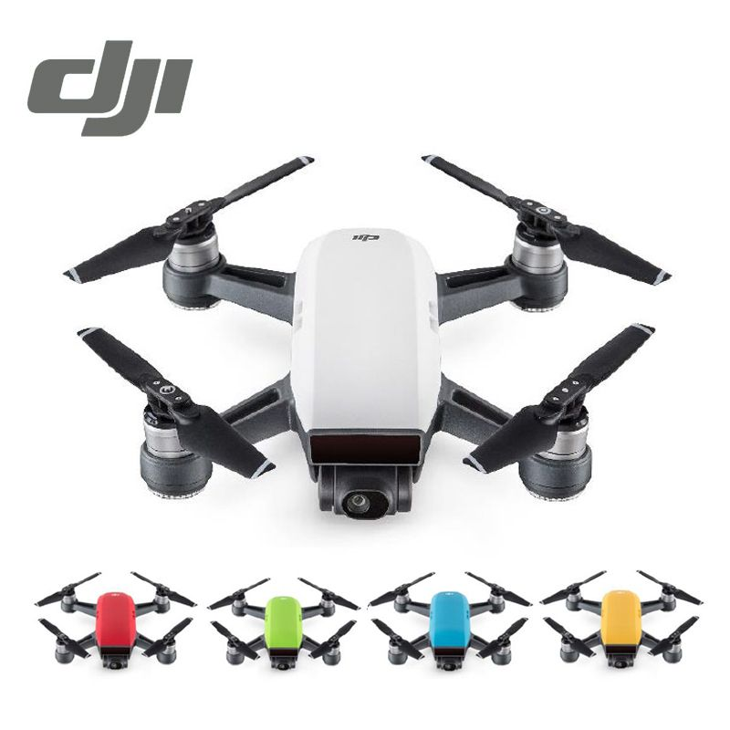 DJI Spark Drone White Yellow Blue Red 1080P HD Camera Drones Quadrotor RC FPV Quadcopter Sparks Original