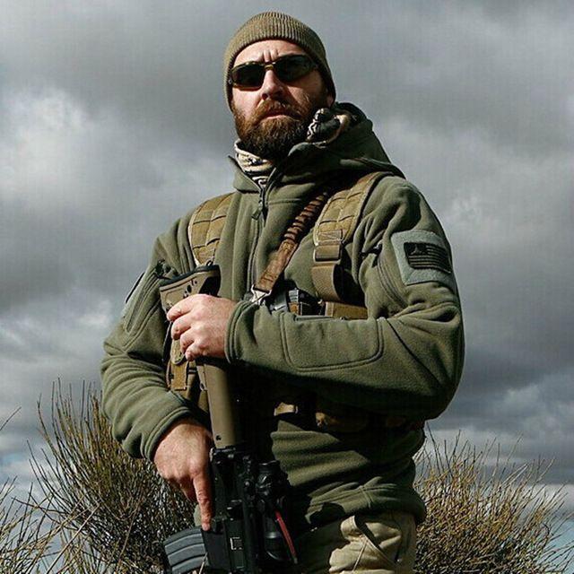 Veste tactique polaire militaire américaine hommes thermique extérieur Polartec manteau à capuche chaud militaire Softshell randonnée vêtements d'extérieur vestes militaires