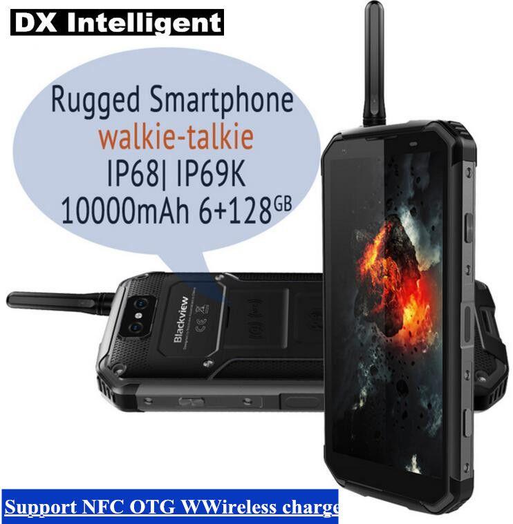 BLACKVIEW BV9500 Pro 10000mAh Wireless IP69K IP68 Waterproof 5.7