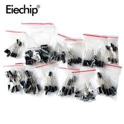 120 pcs 12 valeur kit 1 uf-470 uf Condensateur Électrolytique assortiment set pack 1 uf 2.2 uf 3.3 uf 4.7 uf 10 uf 22 uf 33 uf 47 uf 100 uf 220 uf