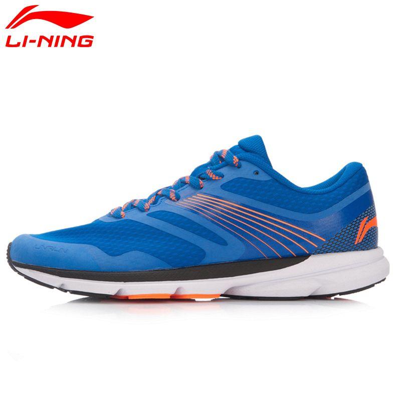 Li-Ning Для мужчин румян кролик 2016 Smart Кроссовки для бега чип Кроссовки амортизацию дышащая подкладка спортивные Обувь ARBK079 XYP391