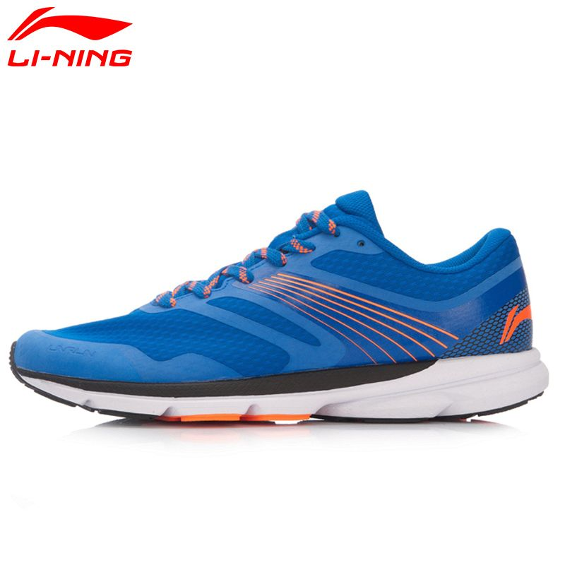 Li-Ning Hommes ROUGE de LAPIN 2016 Course Intelligente Chaussures PUCE Sneakers Rembourrage Respirant Doublure Sport Chaussures ARBK079 XYP391