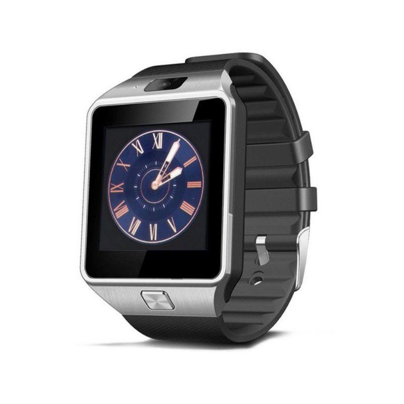 Смарт-часы dz09 с Камера Bluetooth наручные часы Поддержка sim-карта TF SmartWatch для IOS телефонах Android Поддержка нескольких языков