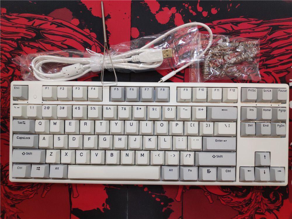 2019 nouveau clavier mécanique capacitif prune NIZ 87 TKL bluetooth NIZ mini 84 87 claviers de programme sans fil