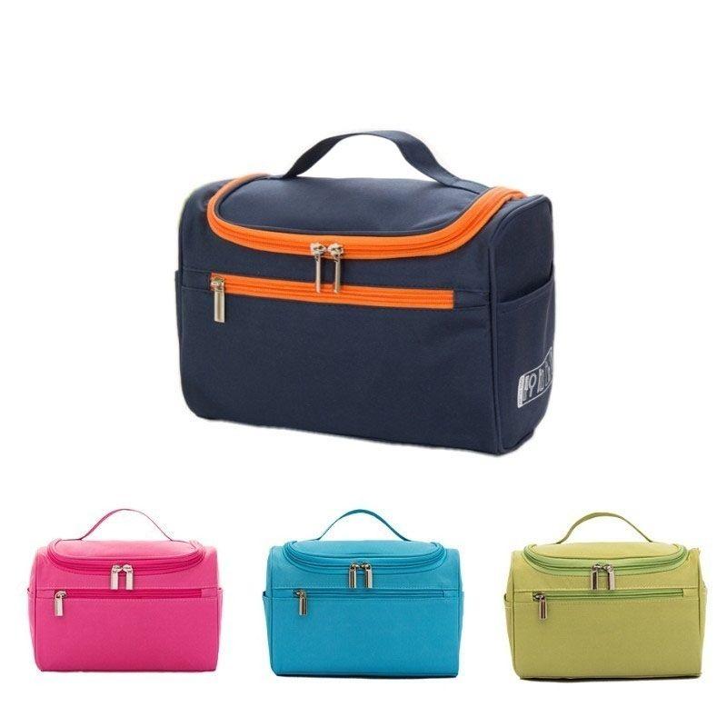 Femmes hommes grand sac cosmétique étanche voyage sacs à cosmétiques exigence organisationnelle cosmétiques sac de toilette