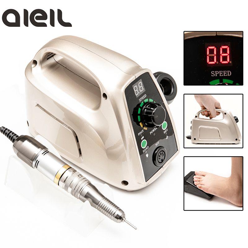 Nagel Bohrer 35000 Maniküre Maschine für Maniküre Cutter Für Maniküre Pediküre Gerät für Maniküre Elektrische Nagel Bohrer Maschine