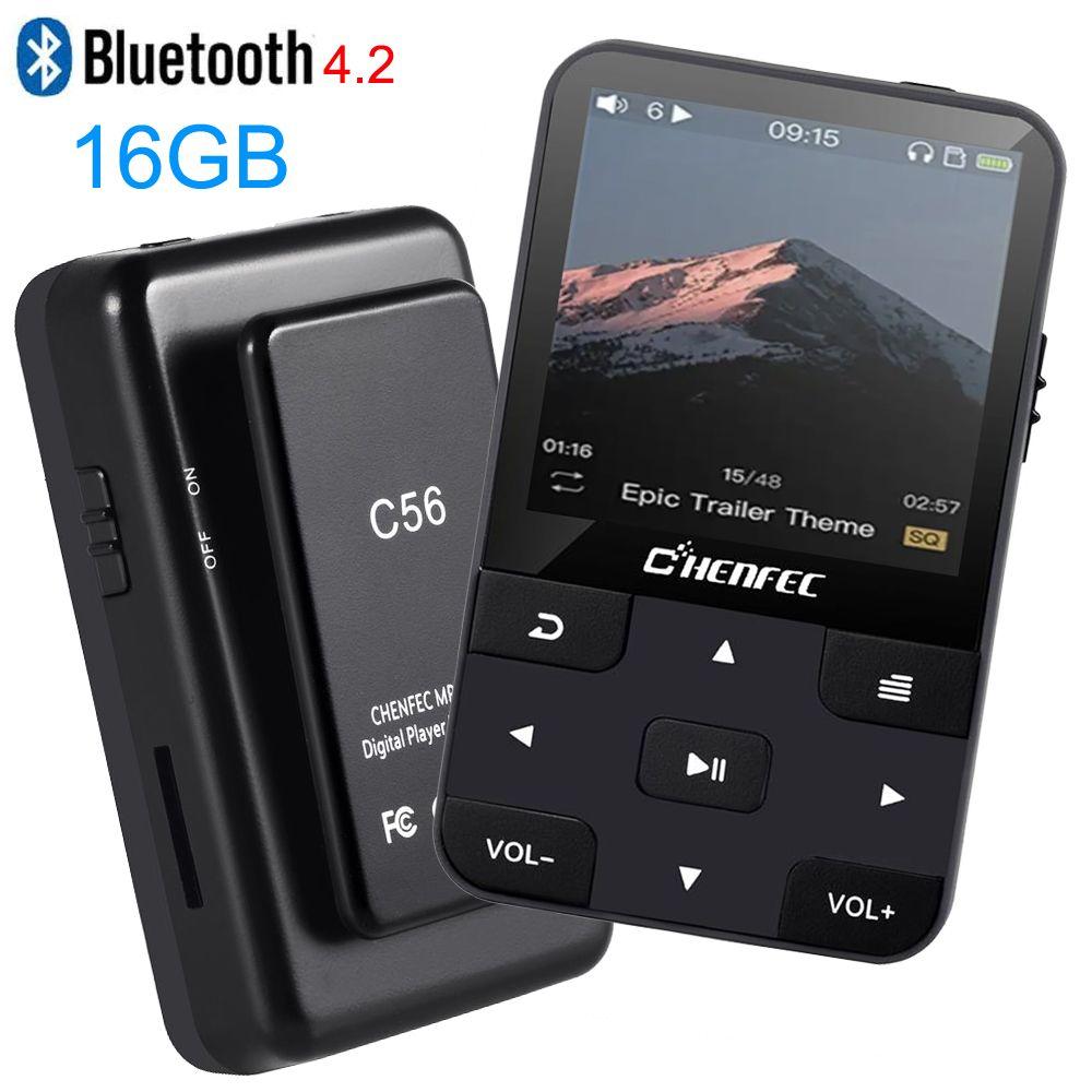 Mini Original RUIZU X26 Clip Bluetooth lecteur MP3 Sport lecteur de musique MP3 avec enregistreur, prise en charge Radio FM carte TF + brassard gratuit