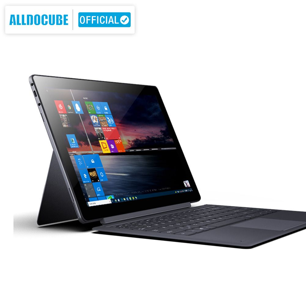 ALLDOCUBE Knote X 13,3 Zoll 2 IN 1 Tablet 2560*1440 IPS Windows 10 Intel Gemini See N4100 8GB RAM 128GB ROM Typ C Tabletten PC