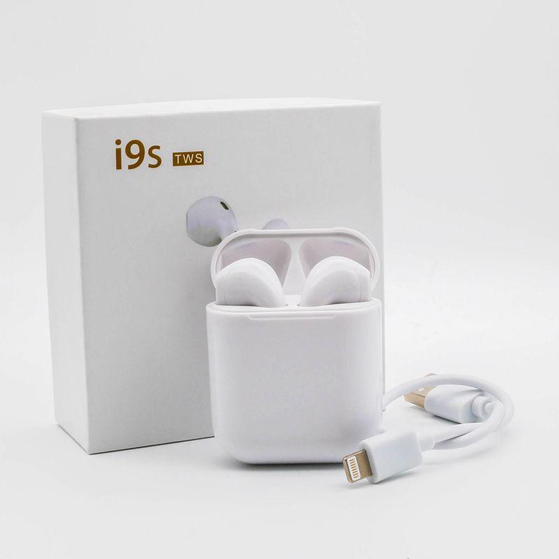 Original I9S True Wireless Stereo Earbuds TWS Wireless Earphone Mini 5.0 Bluetooth Headphone Headset Invisible Earbud for Phone