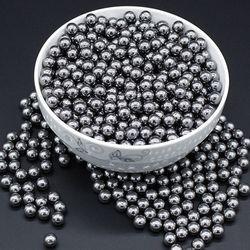 6mm 7mm 8mm 9mm 10mm Diamter Steel Balls Hunting Slingshot Stainless AMMO outdoor Professional Catapult Slingshot Hitting Ammo