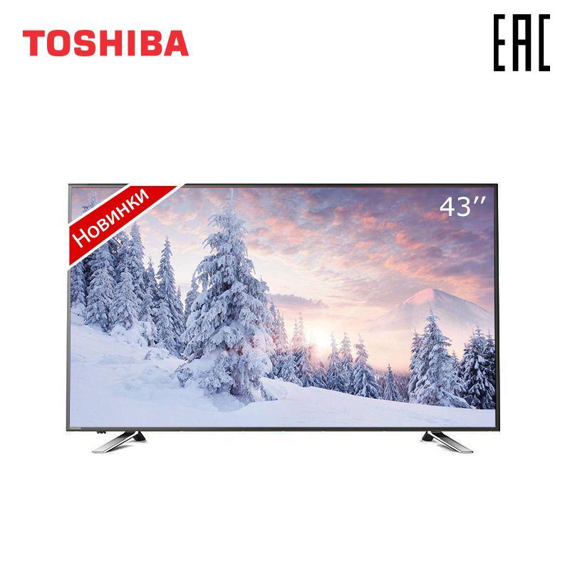 Fernsehen 43 zoll TV TOSHIBA 43U5865 4K UHD Smart TV