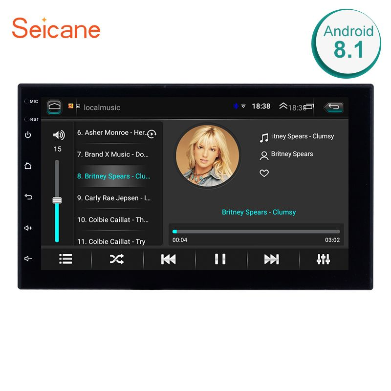 Seicane Universal Android 8.1 7