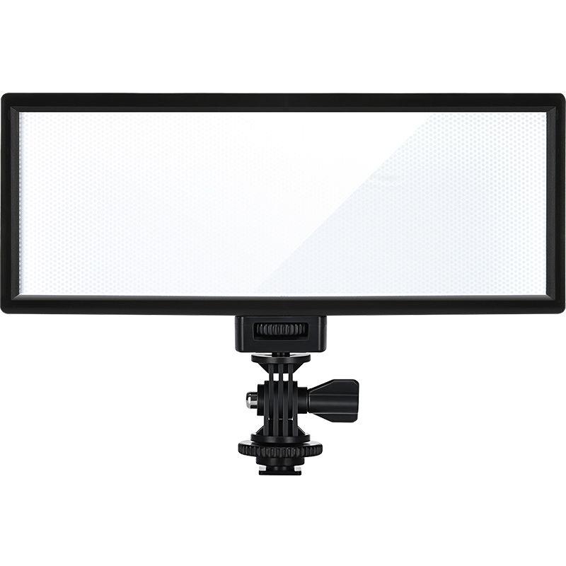 Viltrox L132T LED lumière vidéo Ultra mince écran LCD bi-couleur et Dimmable DSLR Studio lumière panneau de lampe pour caméra DV caméscope