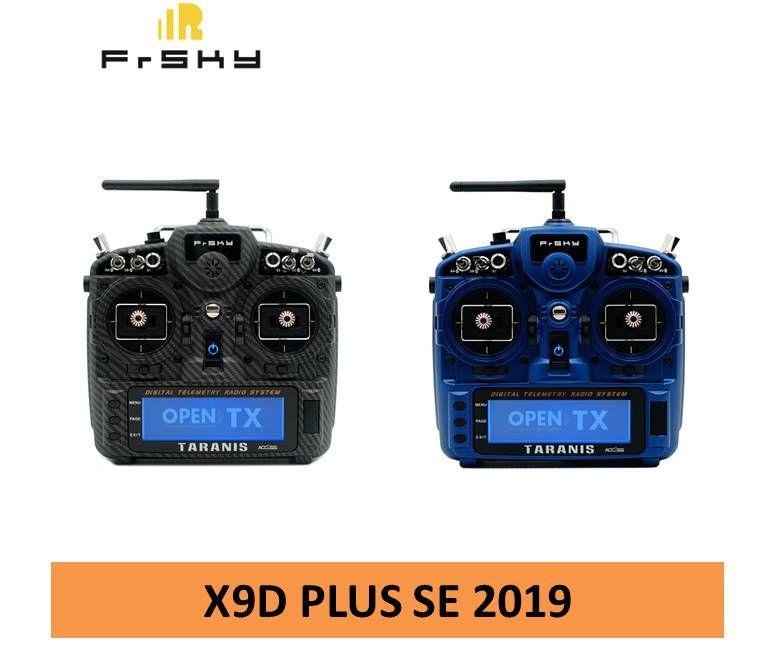 Frsky Taranis X9D Plus SE 2019 Special Edition Transmitter Fernbedienung für RC Multirotor FPV Racing Drone